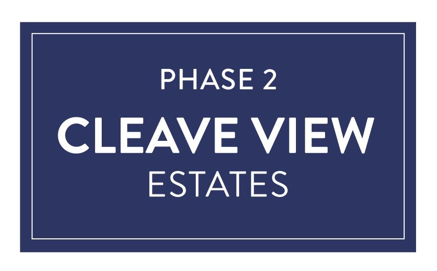 Cleave View Estates in Brampton